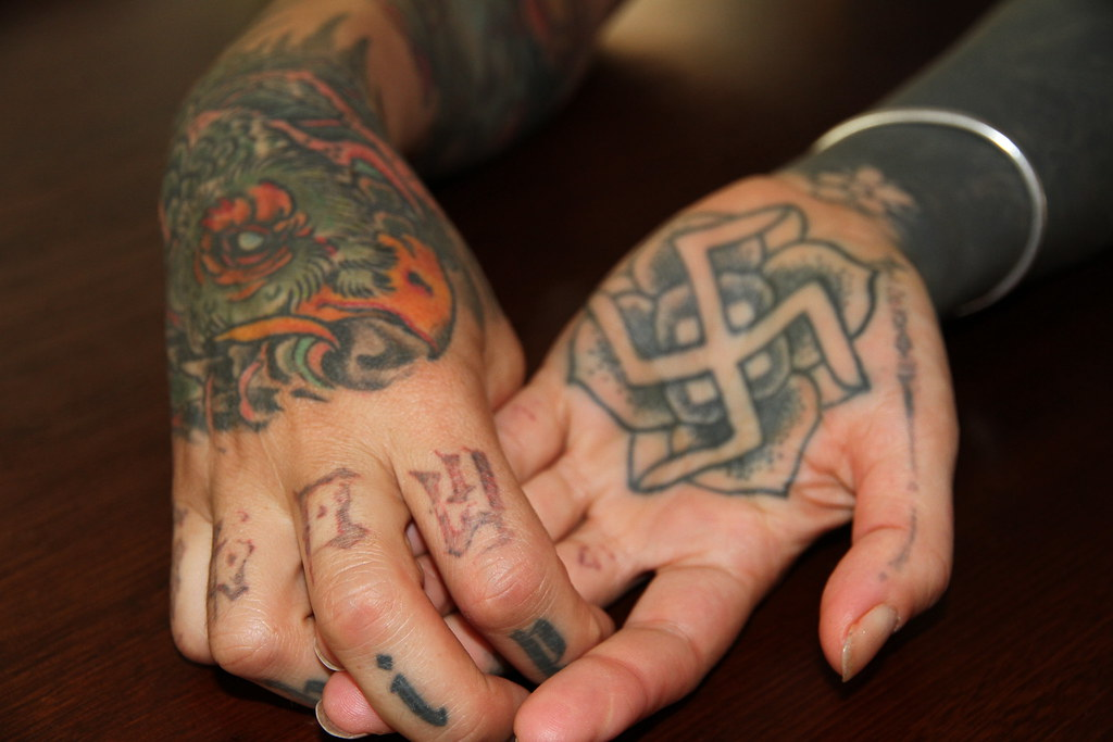 Tattoos Of Ancient Buddhist Symbols 2 Tattoo Imagery Of An Flickr
