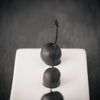 Chocolate Cherries | by Yannick Chauvet {I'm back}