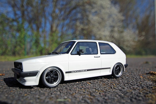 vw golf gti mk1 16s oettinger by porsche otto model 1 18 flickr. Black Bedroom Furniture Sets. Home Design Ideas