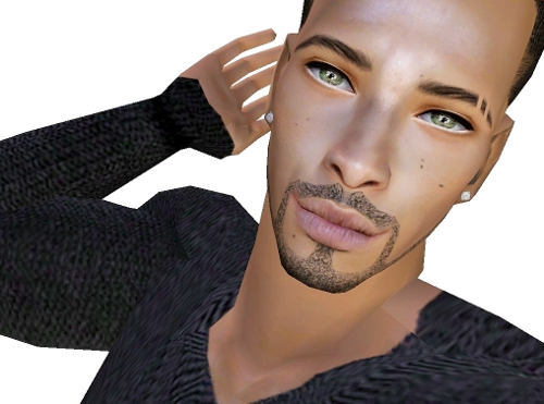 Last Sim: Jayvyn | by PixilatedBeauties