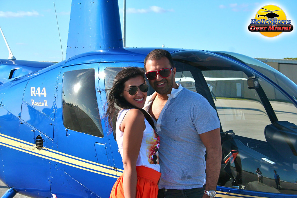 ... Holiday Gift Ideas Sightseeing helicopter tour over Miami Beach | by HELICOPTERS OVER MIAMI - Joe
