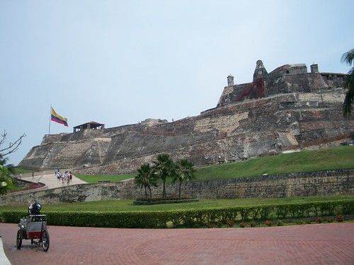 San Felipe Castle - Cartagena | by The Colombian Way