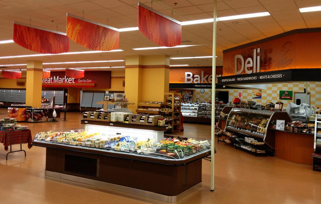 Interior Grocery Store Design Deli Area Design Bakery Flickr