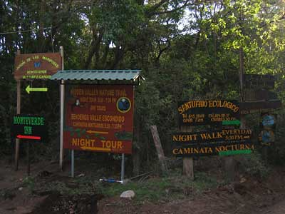 Signs_in_Monteverde | by Antioch University New England