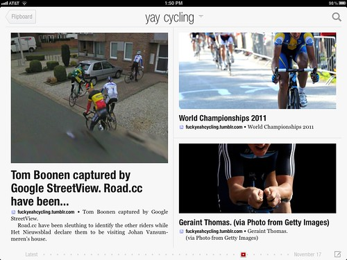 Yay Cycling on a Flipboard | by Competitive Cyclist Photos