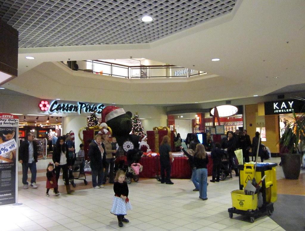 Santa Photos At North Riverside Park Mall Santa Was Here Flickr