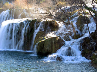 Waterfalls at Krka National Park | by Abizeleth