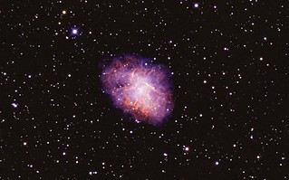 M1 / NGC 1953 / The Crab Nebula in  RGB | by floppypaws