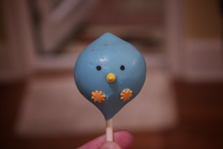 Twitter Cake Pop | by Jared W. Smith