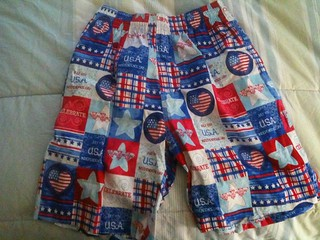 Patriotic Shorts | by brownpau