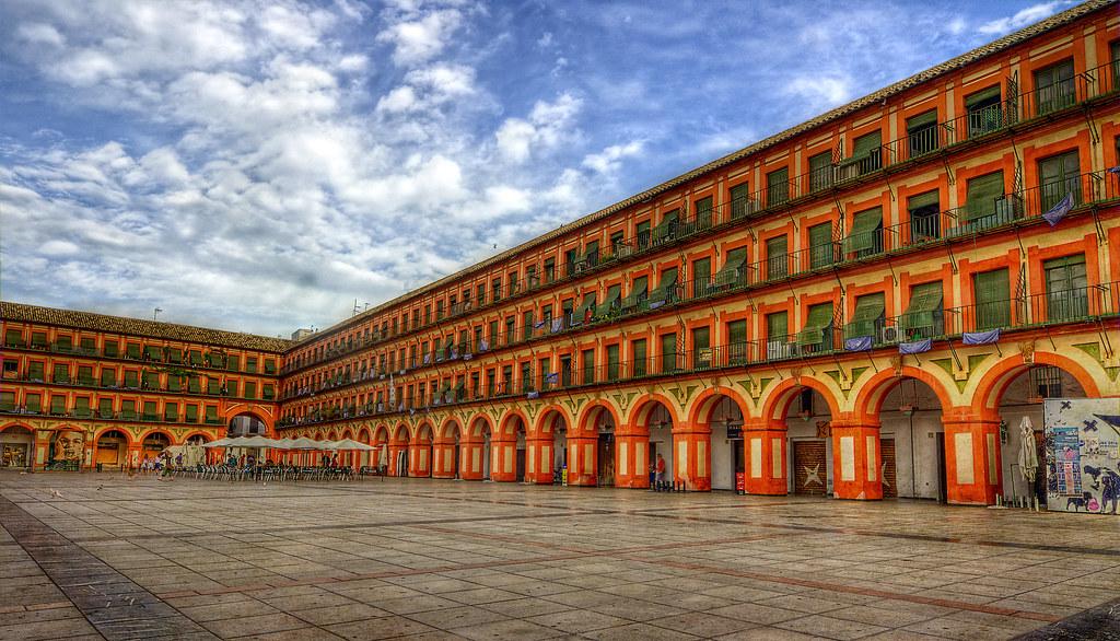 Plaza mayor de Córdoba   La plaza de la Corredera de Córdoba…   Flickr