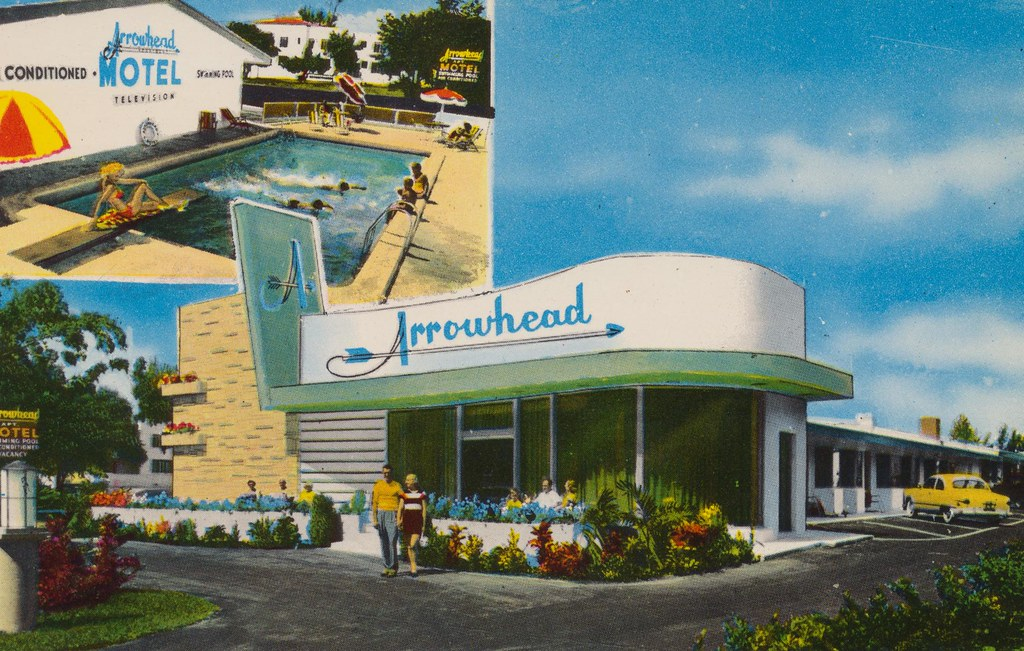 Arrowhead Motel - Miami, Florida
