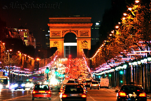 Champs Elysees | by Alex.Sebastian.H