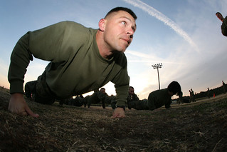 Security Cooperation Group Marines strengthen their combat fitness [Image 1 of 2] | by DVIDSHUB