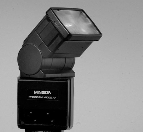 Minolta 4000AF Flash Unit | by TomBonner