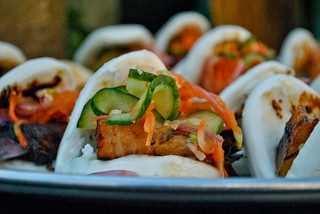 Spicy Korean Pork Belly Happy Buns | by larryjh1234