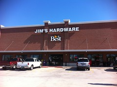 jims do it best hardware montgomery tx hardware store flickr