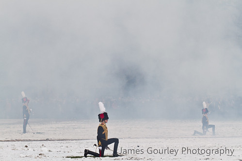 Accession day 41 gun salute | by James Gourley Photography