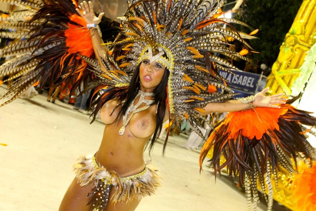 Brazilian carnival sexy