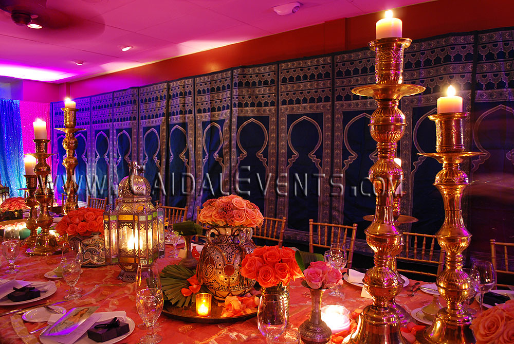 Awesome Moroccan Dinner Party Ideas Part - 13: ... Arabian Moroccan Themed Dinner At Bamboo Cafe In Naples Florida-085 |  By Moroccan, Arabian