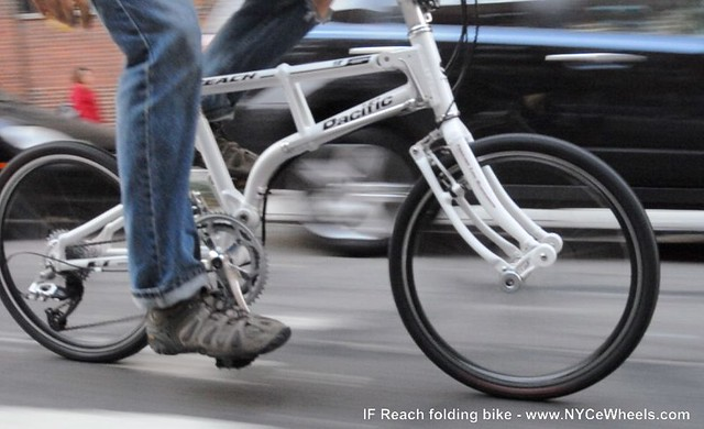 If Reach Folding Bike Review Flickr