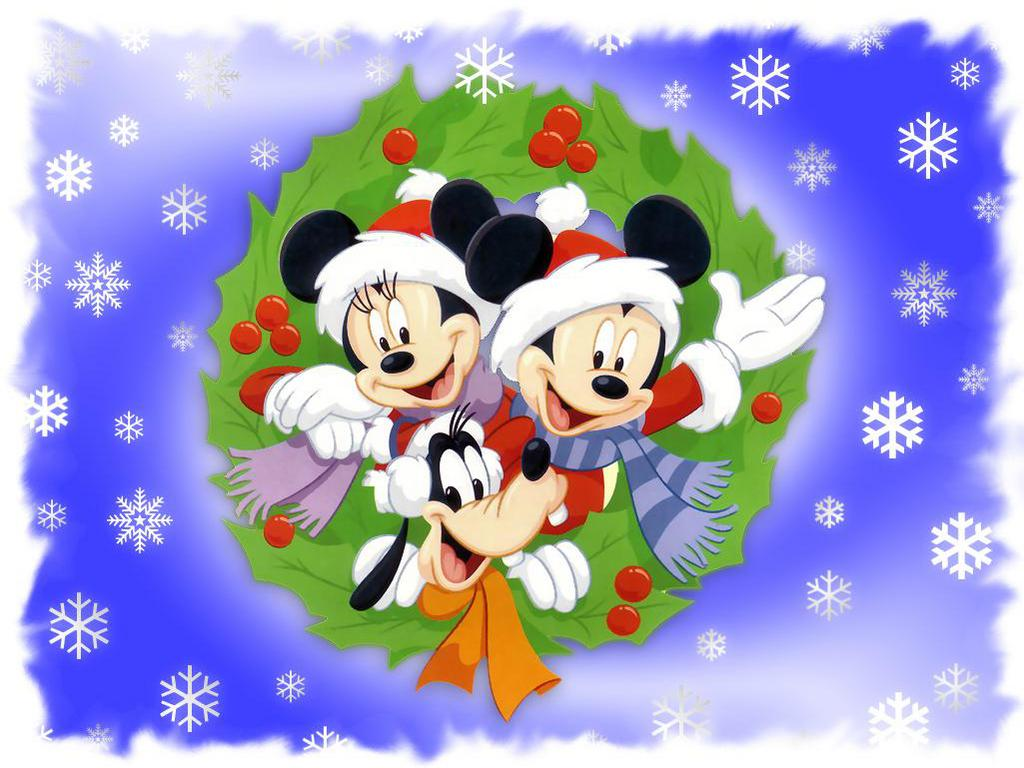 mickey mouse christmas wallpaper - christmas screensavers … | flickr