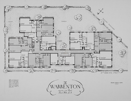 The warrenton 109 20 71st rd forest hills ny page 4 bluep flickr the warrenton 109 20 71st rd forest hills ny page 4 blueprint by malvernweather Gallery