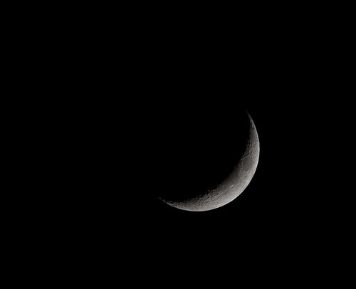 Tonights moon 28/12/2011 | by Rich Tinsley