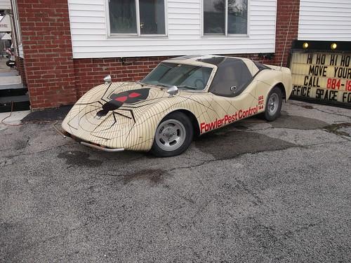 Bradley Gt Kit Car Fowler Pest Control Seen In Fowler