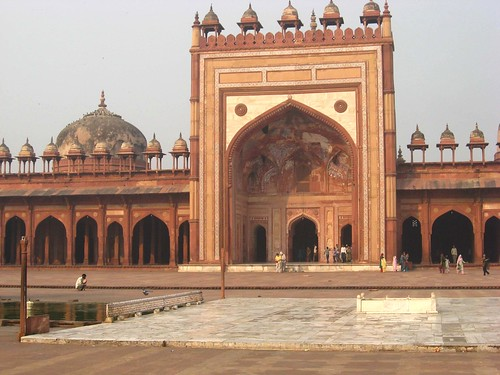 Fatehpur Sikri, Uttar Pradesh, India | by east med wanderer