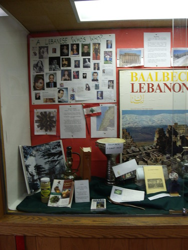 Lebanese Artifacts and Information | by Olean Public Library