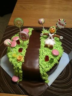 Free Willy Cake Scene