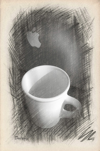 A cup of Apple ^^ | by Dalang55555