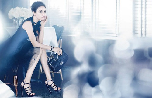 Miss Dior Handbags Spring Summer 2012 | by publicity21