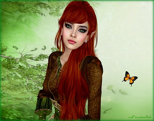 Elf of the Forest | by *♥*Nat*♥*~www.thelostunicorngallery.com