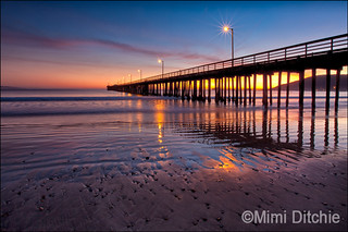 The Pier | by Mimi Ditchie
