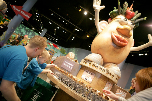 The Adventures of MR. POTATO HEAD® | by The Children's Museum of Indianapolis