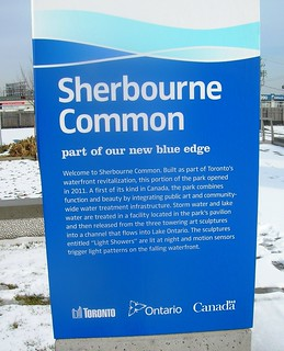 Sherbourne Common | by Iceland Penny