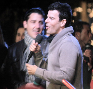 boston common tree lighting december 1 2011 jordan knight jonathon knight | by photographynatalia
