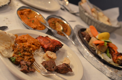 Indian food viceroy of india special dinner tandoori for Michael uhlemann cuisine m