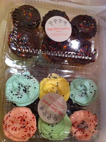 Sunshine Cupcakes Cake Mix