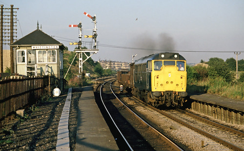 Whittington, south end of Barrow Hill yard | by delticfan