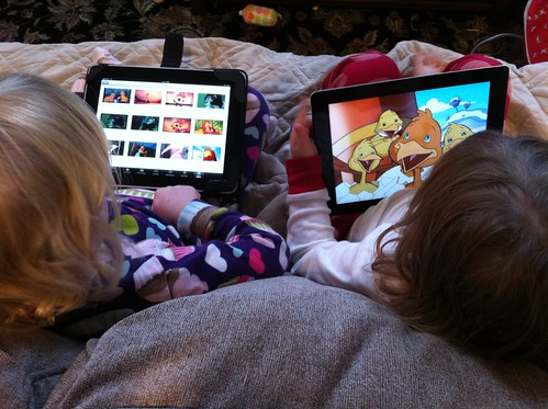 The modern toddler iPad experience | by Wayan Vota