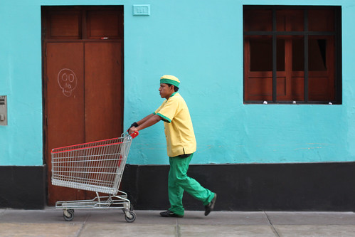 The Streets - Colourful Miraflores | by Geraint Rowland Photography