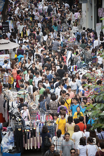 Korea and a World Population of 7 Billion | by United Nations Photo