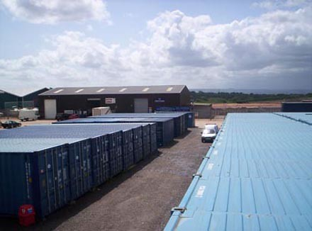 Exeter Self Storage Shipping Containers Shipping Container Flickr