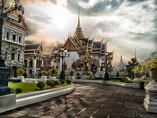 The Grand Palace | by spanjavan