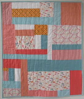 A quilt for Tara | by One Flew Over...