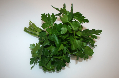 06 - Zutat Petersilie glatt / Ingredient parsley | by JaBB