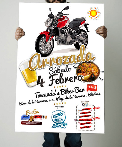 Cartel Motoclub Sector Quillo | by josetoknine